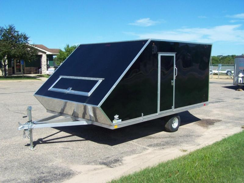 2019 Interstate MH813SA 2-Place Snowmobile Trailer