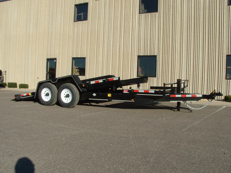 2019 B-B TBCT2014ET Equipment Trailer