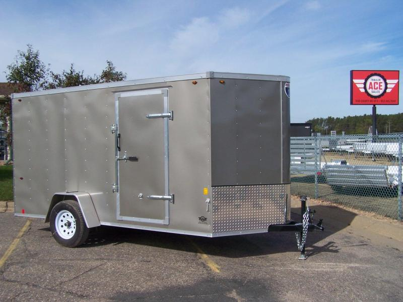 2020 Interstate SFC610SA Enclosed Cargo Trailer