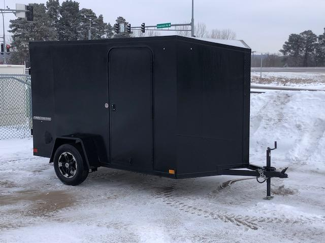2020 Impact Trailers IMPSW6X10SI Enclosed Cargo Trailer