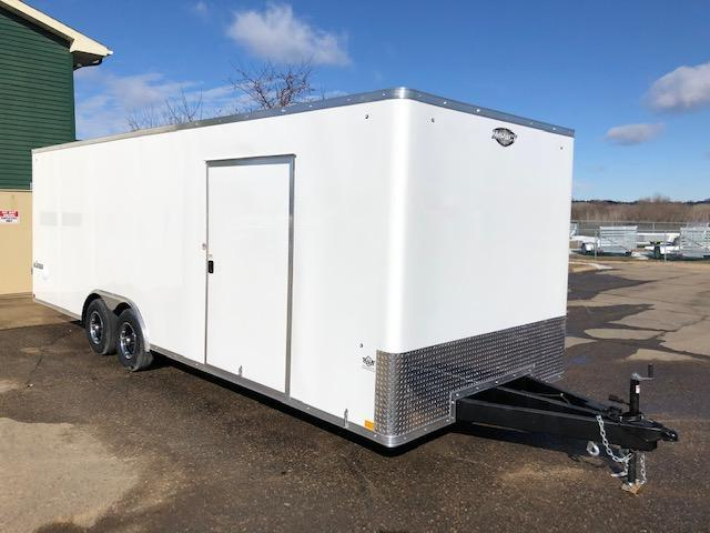2021 Impact Trailers IMISA8.5X24TE3 Enclosed Car / Racing Trailer