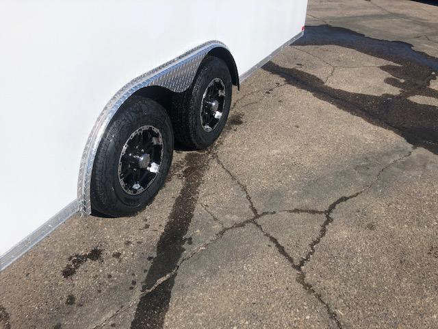 2021 Impact Trailers IMISA8.5X24TE3 Enclosed Car / Racing Trailer