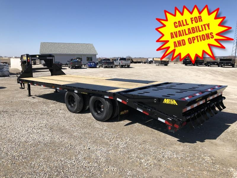 New Big Tex 25' Gooseneck 23900#