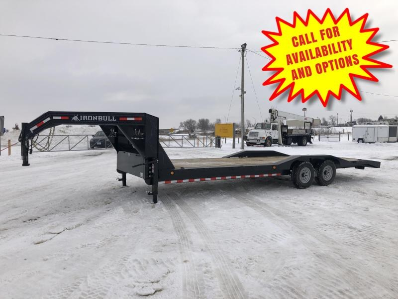 New Ironbull 26' Gooseneck Car Hauler 14000#