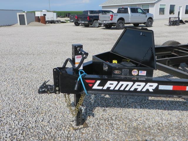 """New Lamar 83""""x14' Dump 14000#"""