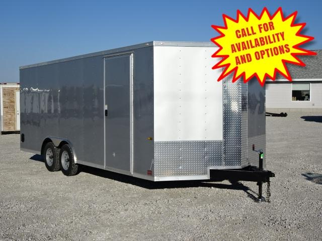 New Rock Solid 8.5'x20' Car Hauler 9990#