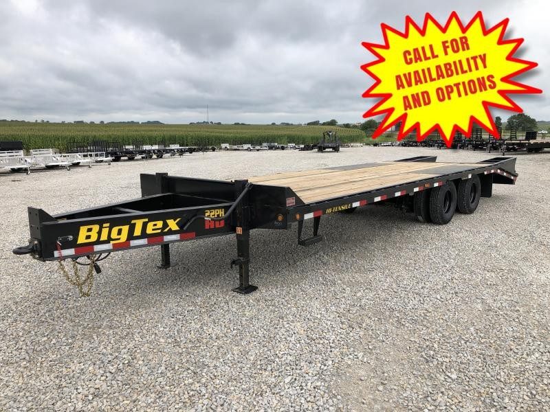New Big Tex 27' Pintle 23900#