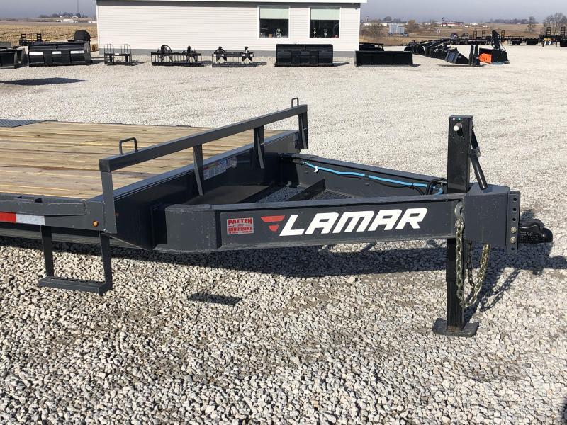 """New Lamar 102""""x16' Deck Over 14000#"""