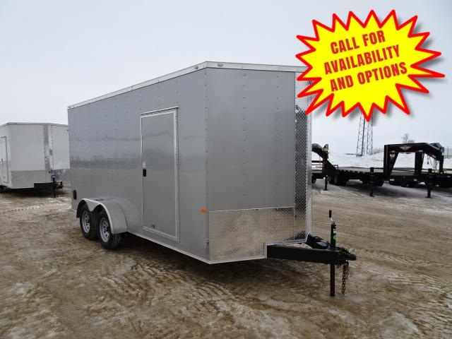 New Rock Solid 7'x16' W / 7' Interior Height