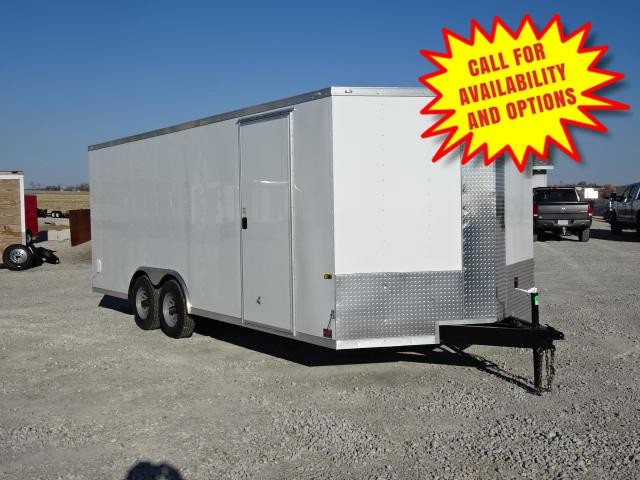 New Rock Solid 8.5'x20' Car Hauler 7000#