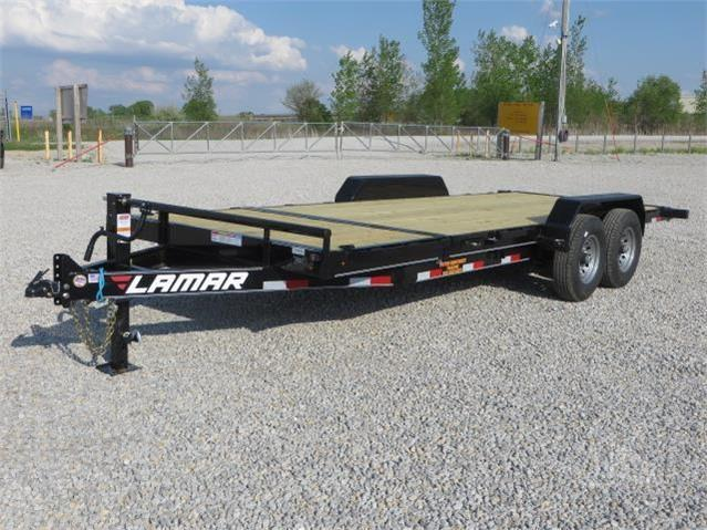 New Lamar 16' Tilt + 6' Stationary 14000#