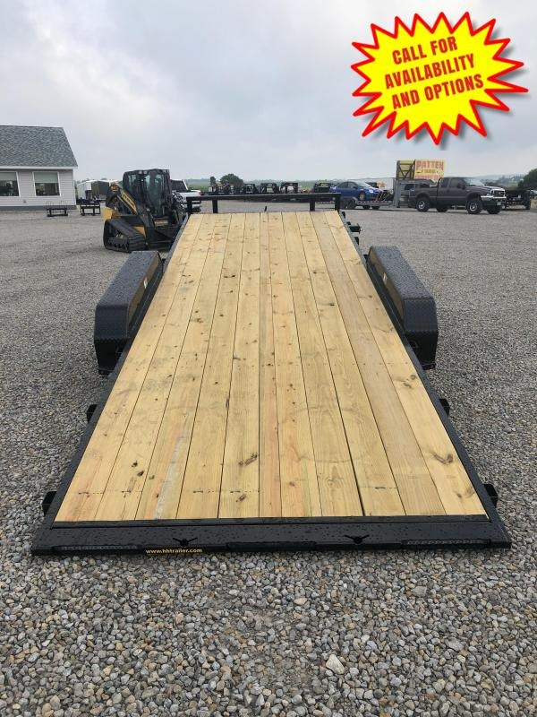 "New H And H 82""x20' Power Tilt 9990#"