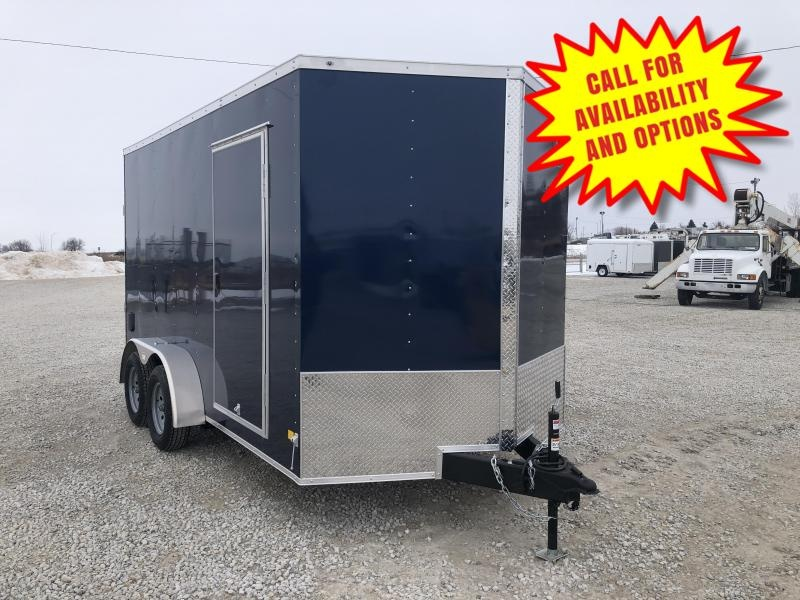 New Darkhorse 7'x14' W / 7' Interior