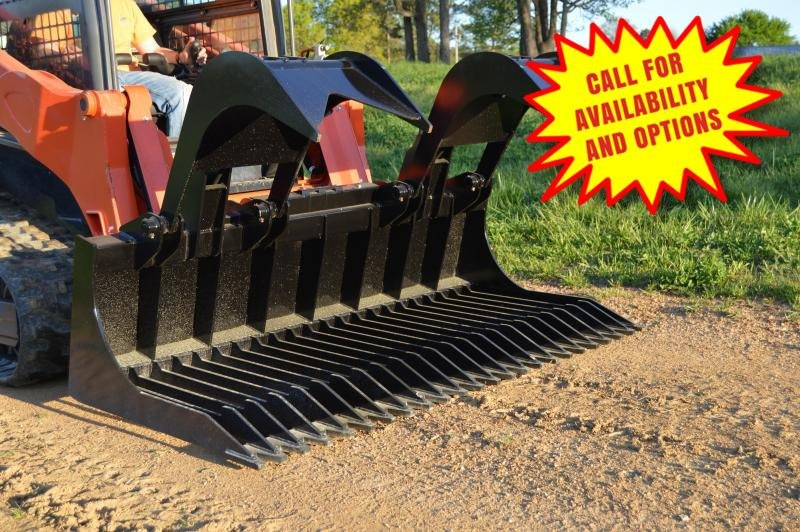 "New Loflin Fabrication 84 ""XHD Rock Grapple"