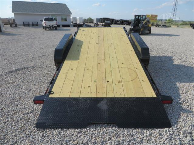 New Lamar 16' Tilt + 4' Stationary 14000#