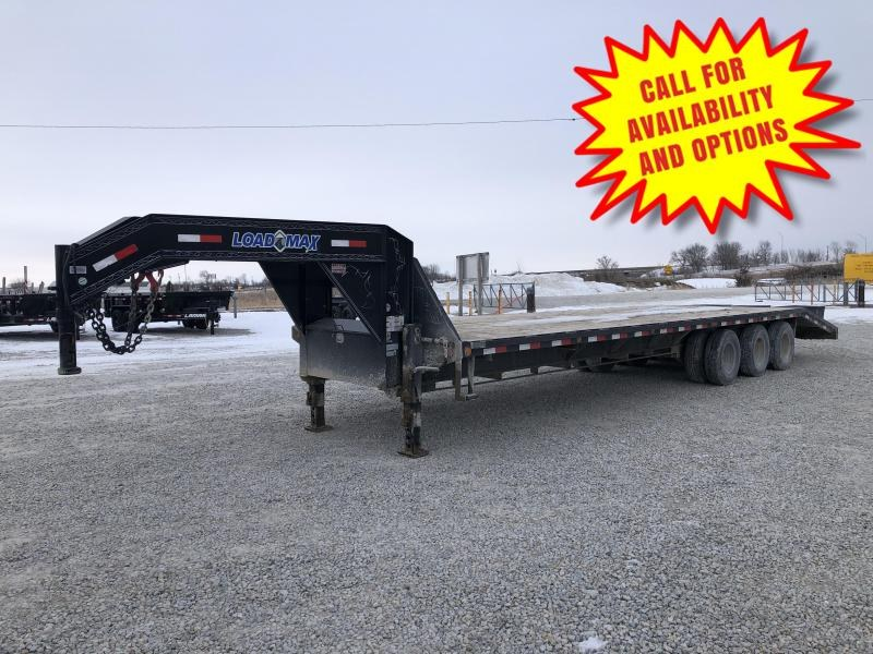 2015 Load Trail 32' Gooseneck 30000#