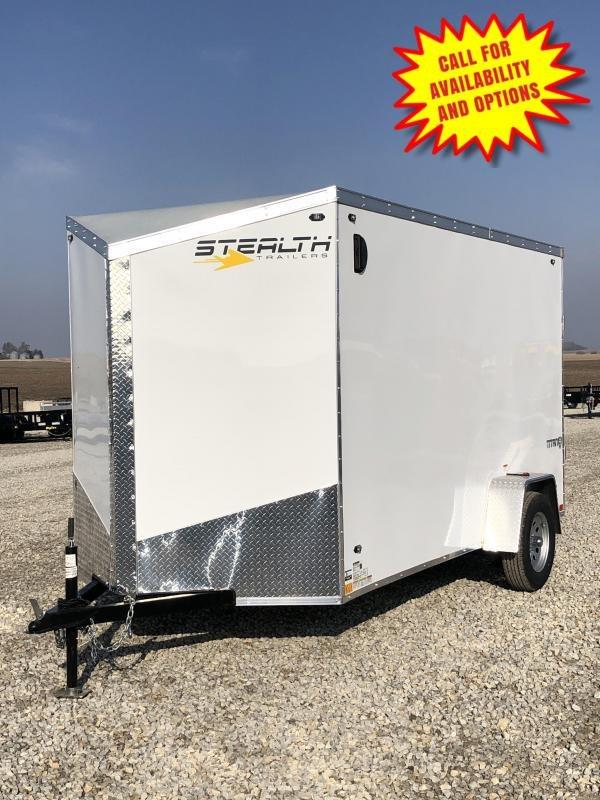 New Stealth Titan 6'x12 W / ramp