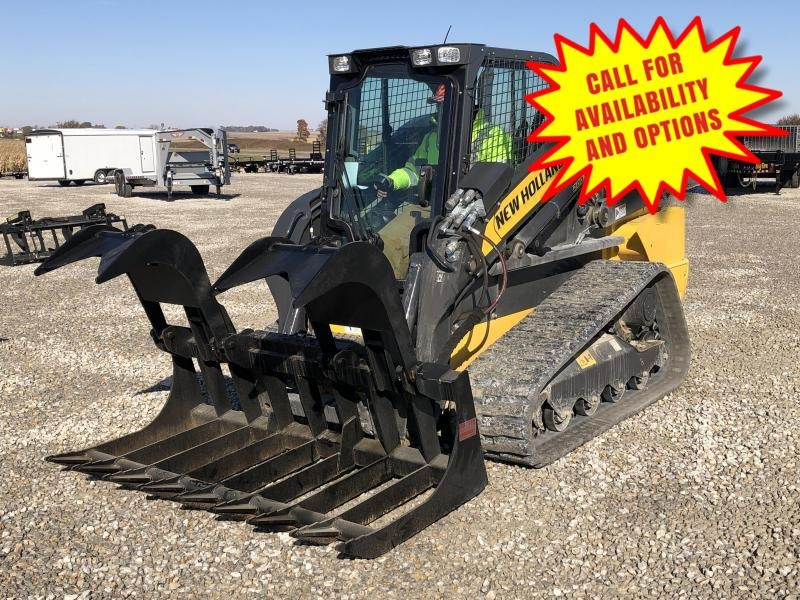 "New 72"" Standard Root Grapple"