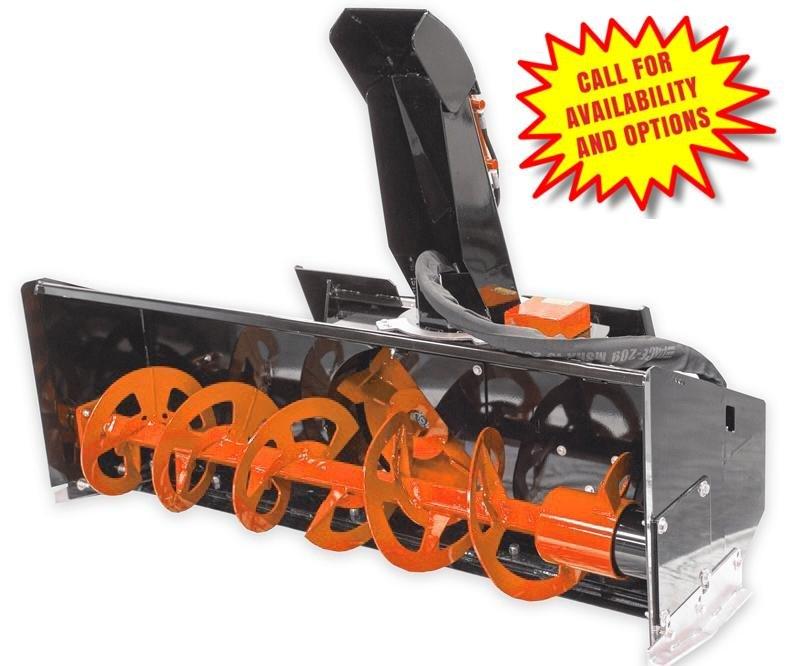 "New Skid Pro 72"" Snow Blower"