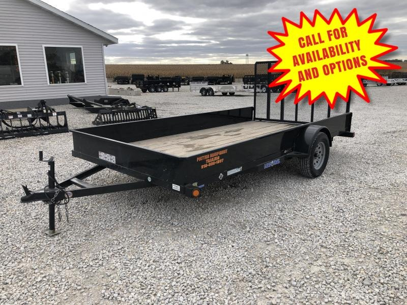 "2016 Load Trail 83""x14' W / Solid Sides"