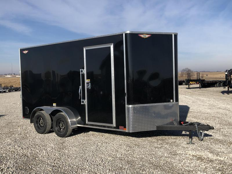 New H and H  7x14 W / 7' Interior Height