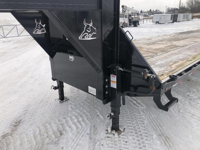 New Ironbull 40' Gooseneck 22000#