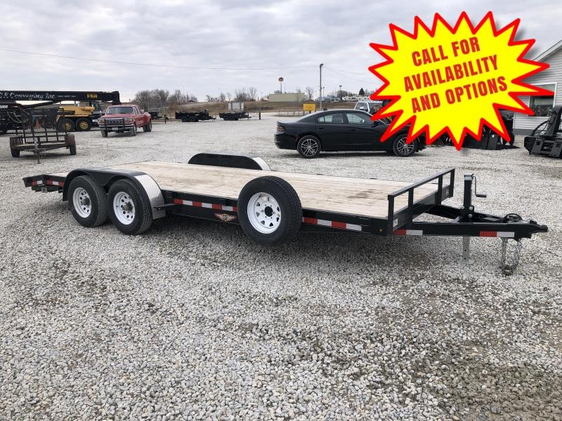 2019 H And H Car Hauler 9990#