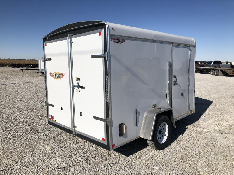 New H&H 7'x10' W / Cargo Doors