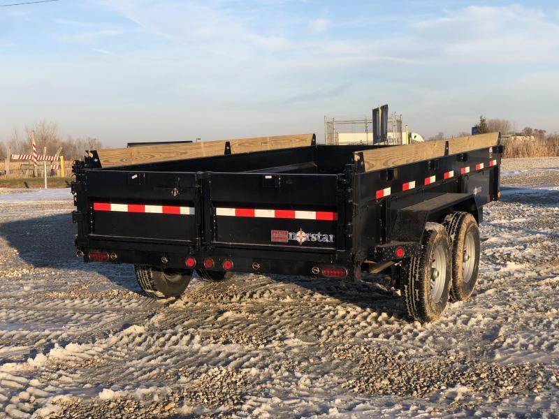 "New Norstar 83""x14' Dump 14000#"