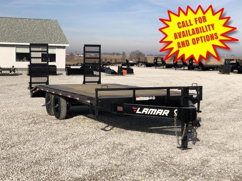 """New Lamar 102""""x20' Deck Over 14000#"""