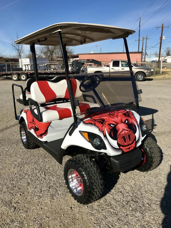 2015 Yamaha Razorback Golf Cart