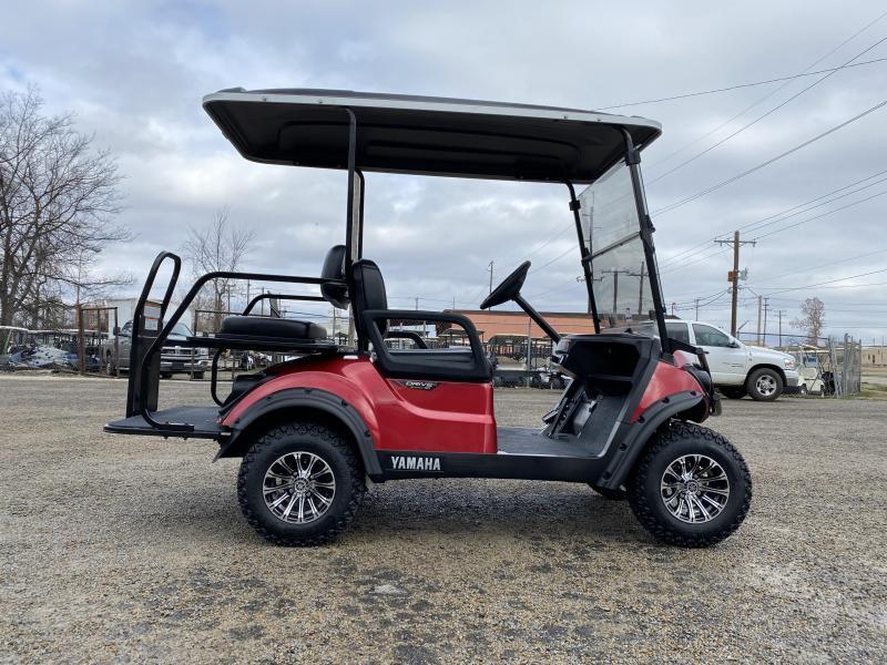 2020 Yamaha Adventurer Sport 2 + 2 Gas EFI Golf Cart