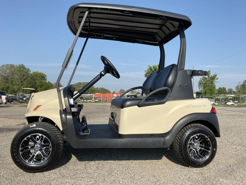 2020 Club Car Onward 2 Passenger ELECTRIC Golf Cart