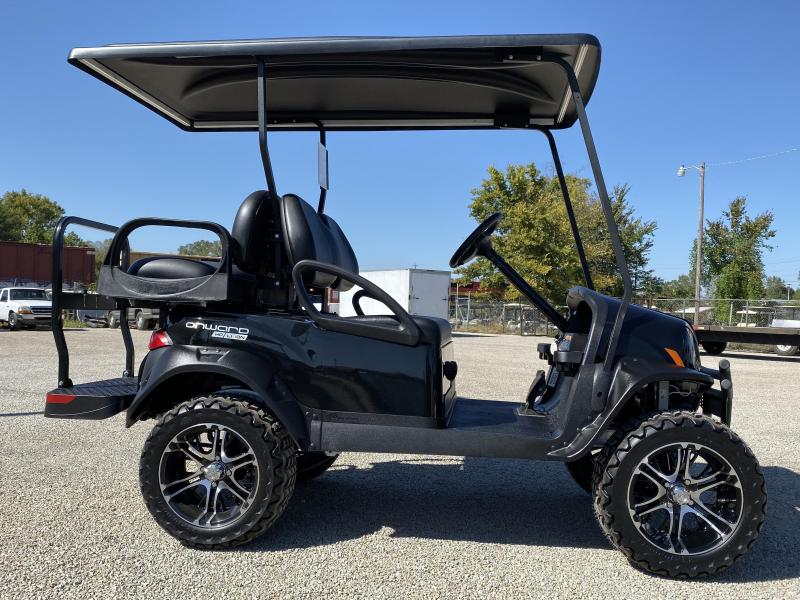 2020 Club Car Onward Electric 4 Passenger Golf Cart
