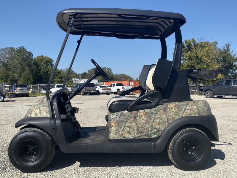 2011 Club Car Precedent Camo Golf Cart
