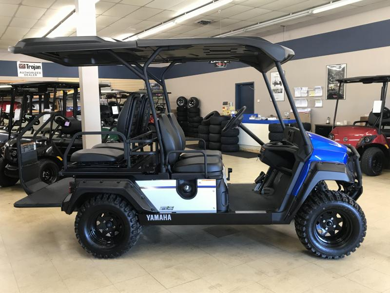 2019 Yamaha Umax Rally 2 + 2 Gas EFI Golf Cart