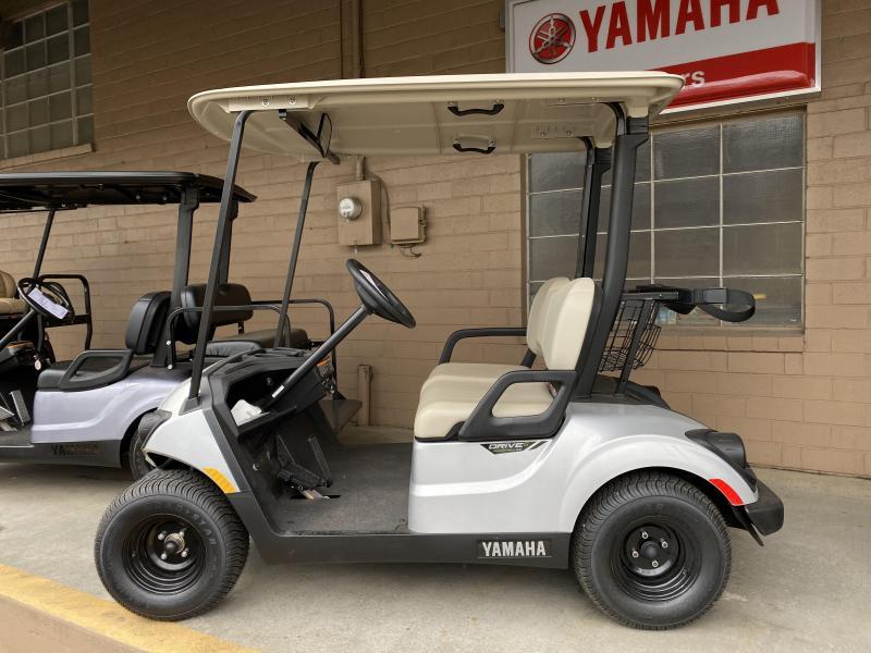 2020 Yamaha AC Electric PTV Golf Cart