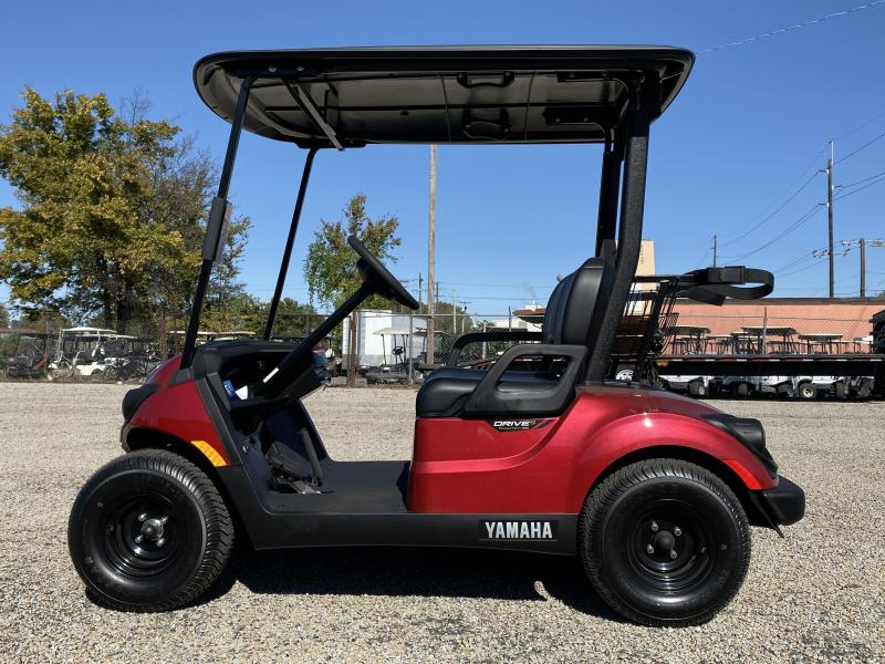 2020 Yamaha AC Electric PTV Golf Cart