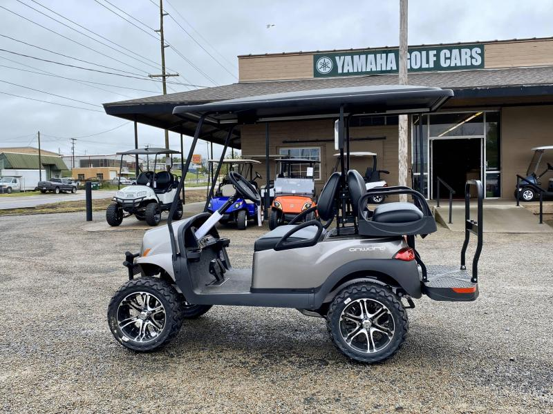 2020 Club Car Onward 4 Passenger Lifted GAS Golf Cart