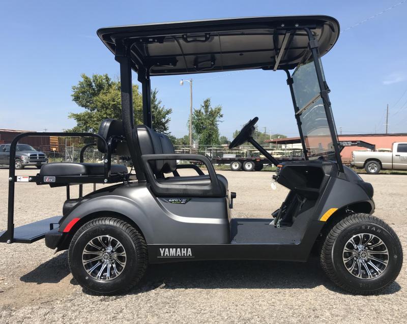 2020 Yamaha Drive 2 EFI Golf Cart