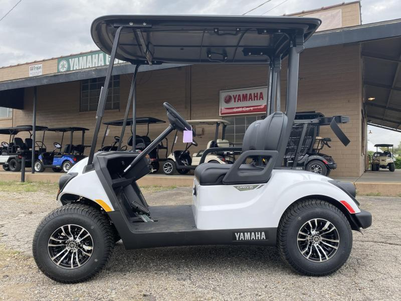 2019 Yamaha Drive 2 Electric A/C PTV Golf Cart