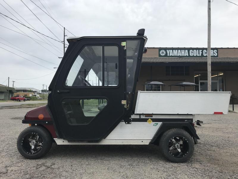 2010 Club Car Carry All Utility Golf Cart