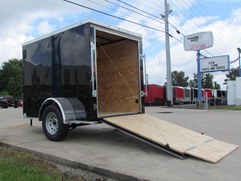 2019 Eagle Trailer 5x8 Enclosed Cargo Trailer