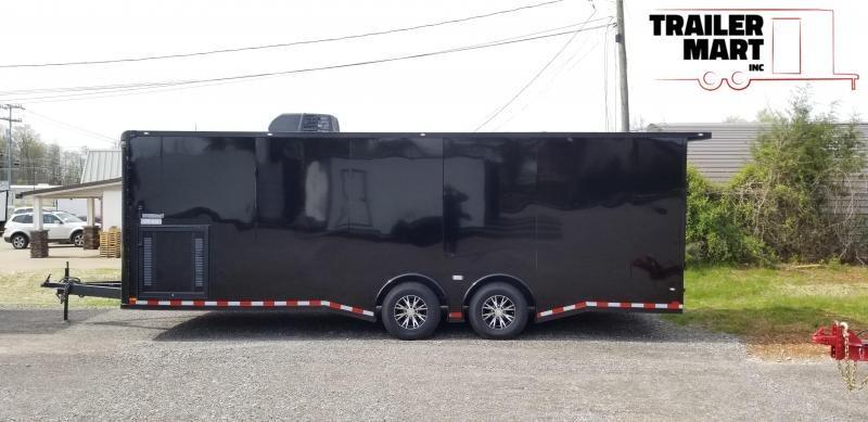 2020 Spartan Cargo SP8.5X24TA Car / Racing Trailer
