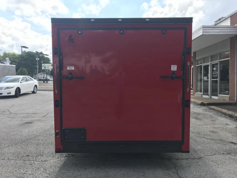 2020 Spartan SP7X16TA Enclosed Cargo Trailer