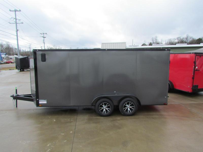 Car Lots Bowling Green Ky >> 2020 Spartan 7X16 Commercial Grade 3 in 1 Enclosed Trailer ...