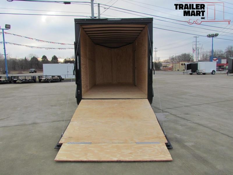 2020 NATIONCRAFT 7X14TA2 Enclosed Cargo Trailer