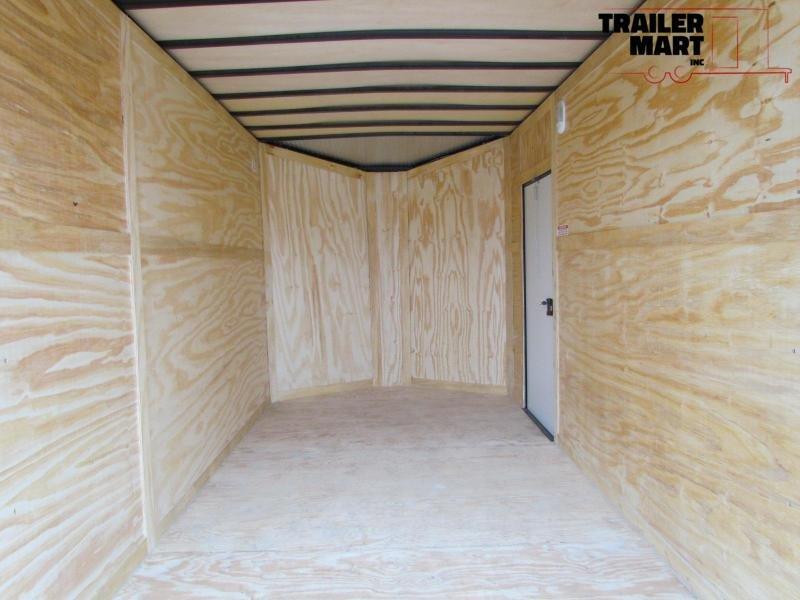 2020 NATIONCRAFT 7X14TA2 Enclosed Cargo Trailer