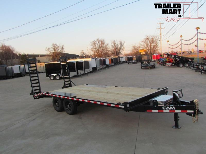 2020 Cam Superline 16+4  Standard Duty Deckover Flatbed Trailer