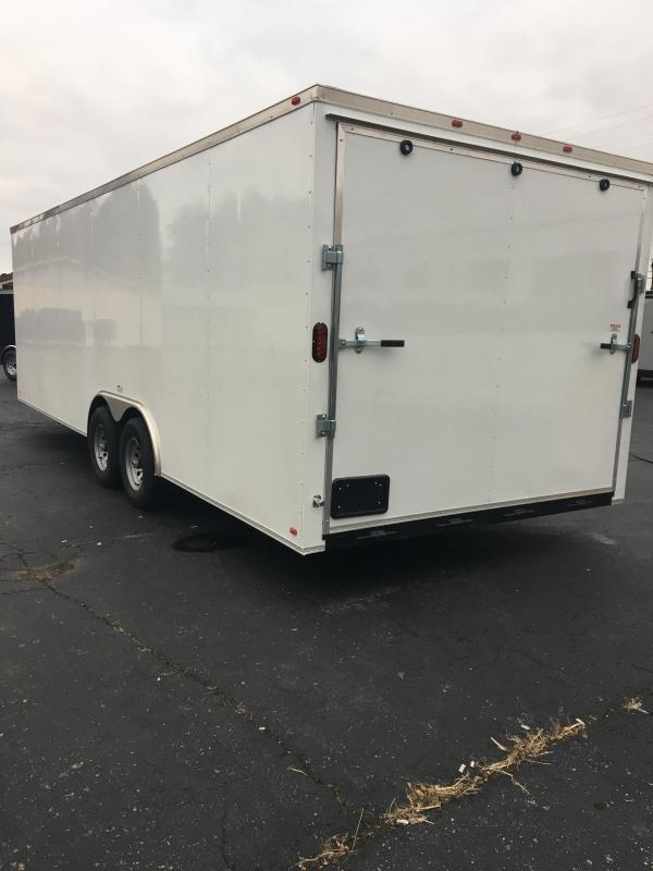 2020 Eagle Trailer 8.5x24 Car / Racing Trailer